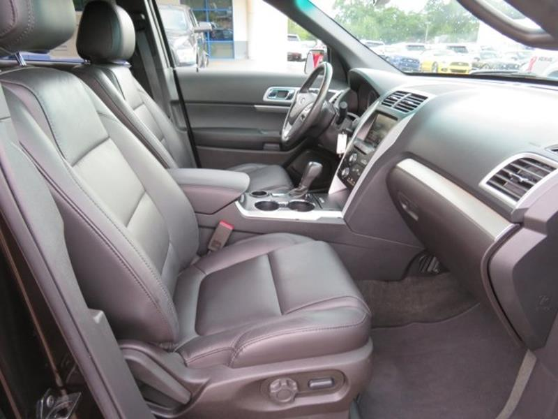 2014 Ford Explorer for sale at Ask for Derek Montalvo at Mullinax Ford in Mobile AL