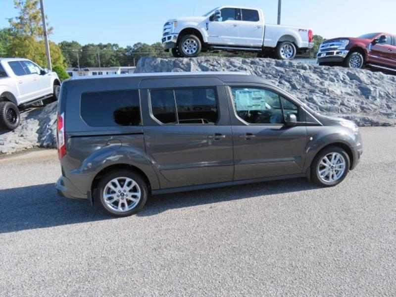 2017 Ford Transit Connect Wagon for sale at Ask for Derek Montalvo at Mullinax Ford in Mobile AL