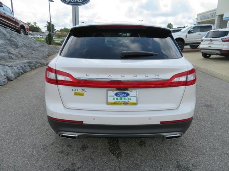 2017 Lincoln MKX for sale at Ask for Derek Montalvo at Mullinax Ford in Mobile AL