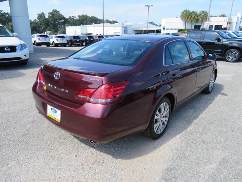 2008 Toyota Avalon for sale at Ask for Derek Montalvo at Mullinax Ford in Mobile AL