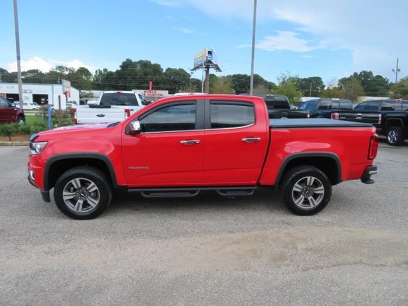 2016 Chevrolet Colorado for sale at Ask for Derek Montalvo at Mullinax Ford in Mobile AL