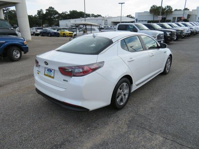 2015 Kia Optima Hybrid for sale at Ask for Derek Montalvo at Mullinax Ford in Mobile AL