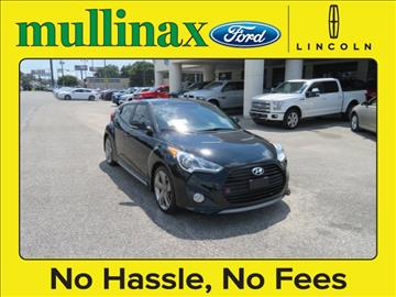 2013 Hyundai Veloster Turbo for sale at Ask for Derek Montalvo at Mullinax Ford in Mobile AL