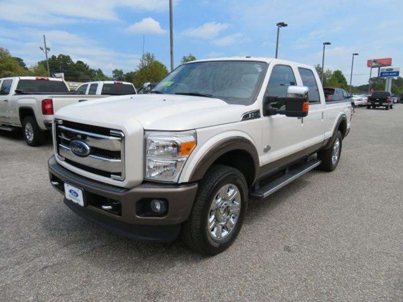 2016 Ford F-250 Super Duty for sale at Ask for Derek Montalvo at Mullinax Ford in Mobile AL