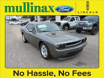 2011 Dodge Challenger for sale at Ask for Derek Montalvo at Mullinax Ford in Mobile AL