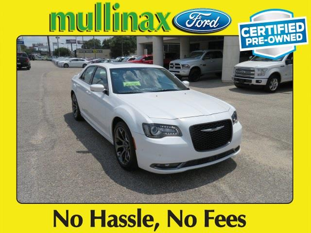 2015 Chrysler 300 for sale at Ask for Derek Montalvo at Mullinax Ford in Mobile AL