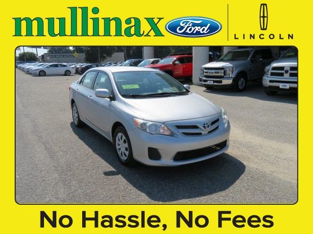 2011 Toyota Corolla for sale at Ask for Derek Montalvo at Mullinax Ford in Mobile AL