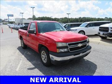 2006 Chevrolet Silverado 1500 for sale at Ask for Derek Montalvo at Mullinax Ford in Mobile AL