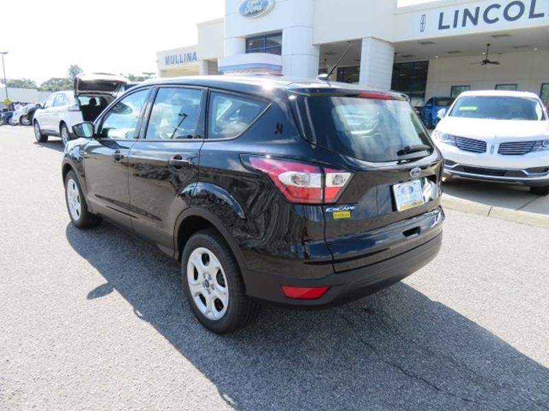 2017 Ford Escape for sale at Ask for Derek Montalvo at Mullinax Ford in Mobile AL