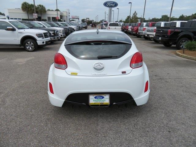 2013 Hyundai Veloster for sale at Ask for Derek Montalvo at Mullinax Ford in Mobile AL