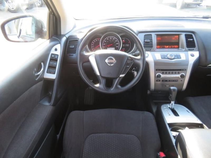 2011 Nissan Murano for sale at Ask for Derek Montalvo at Mullinax Ford in Mobile AL