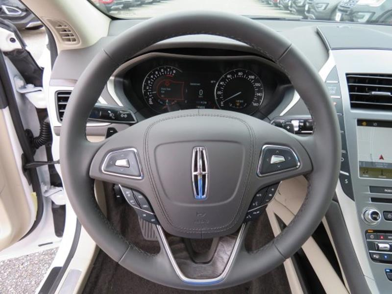 2017 Lincoln MKZ for sale at Ask for Derek Montalvo at Mullinax Ford in Mobile AL