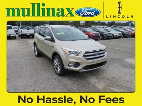 2017 Ford Escape for sale in Mobile, AL