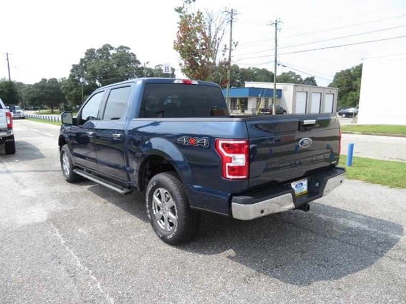 2018 Ford F-150 for sale at Ask for Derek Montalvo at Mullinax Ford in Mobile AL