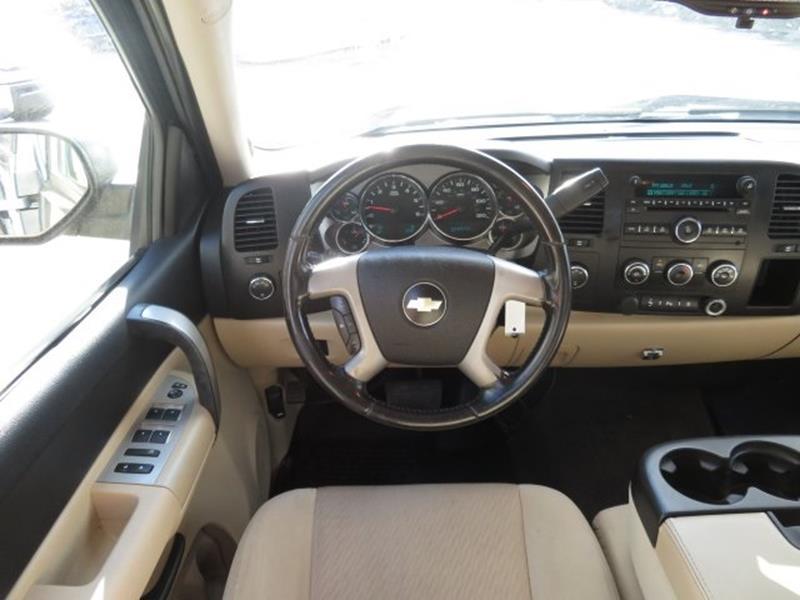 2009 Chevrolet Silverado 1500 for sale at Ask for Derek Montalvo at Mullinax Ford in Mobile AL