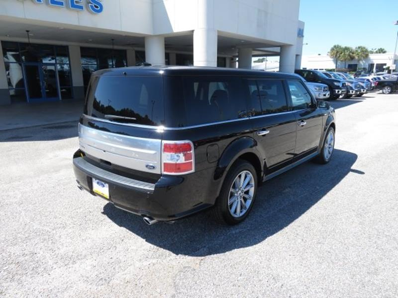 2017 Ford Flex for sale at Ask for Derek Montalvo at Mullinax Ford in Mobile AL