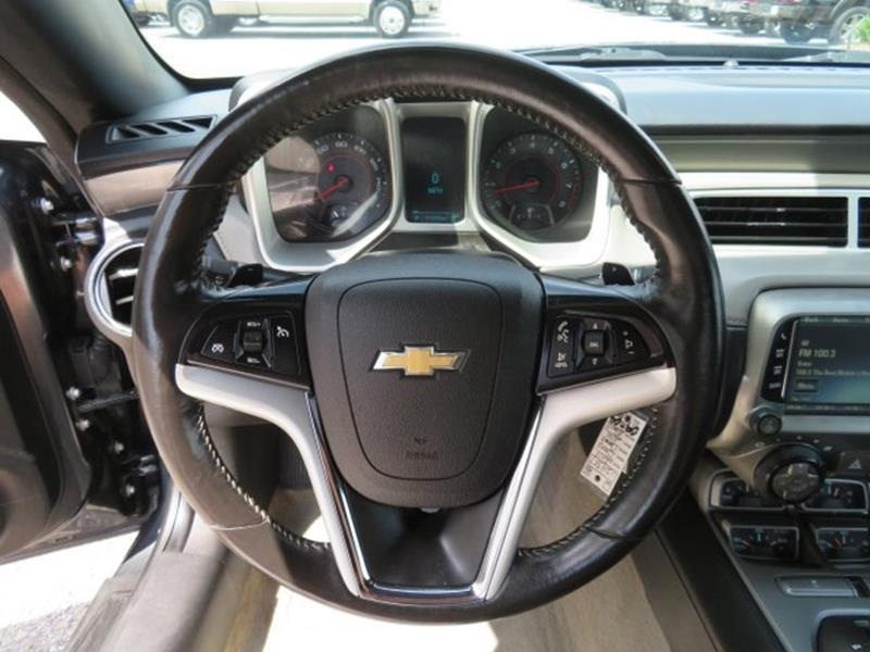 2013 Chevrolet Camaro for sale at Ask for Derek Montalvo at Mullinax Ford in Mobile AL