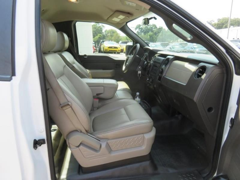 2010 Ford F-150 for sale at Ask for Derek Montalvo at Mullinax Ford in Mobile AL