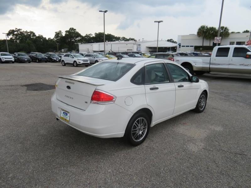 2010 Ford Focus for sale at Ask for Derek Montalvo at Mullinax Ford in Mobile AL