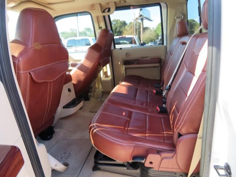 2008 Ford F-450 Super Duty for sale at Ask for Derek Montalvo at Mullinax Ford in Mobile AL