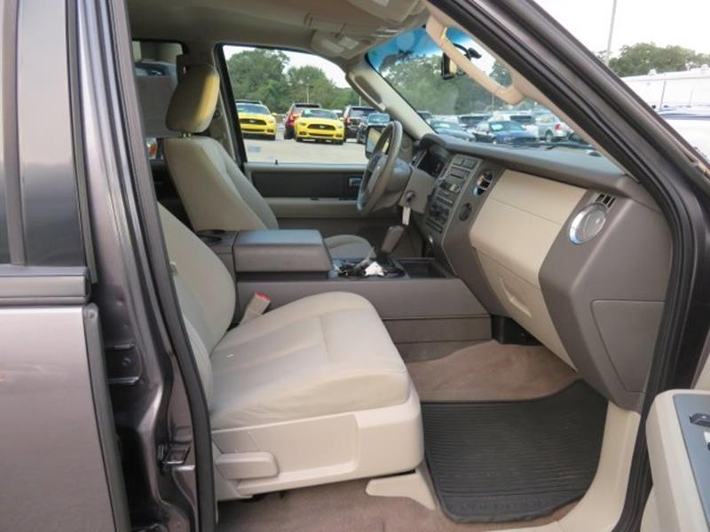 2011 Ford Expedition EL for sale at Ask for Derek Montalvo at Mullinax Ford in Mobile AL