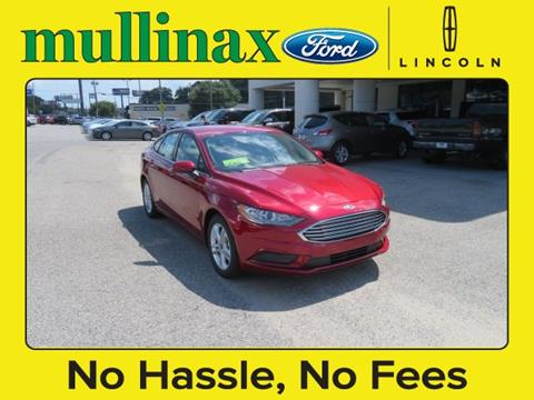2018 Ford Fusion for sale in Mobile, AL