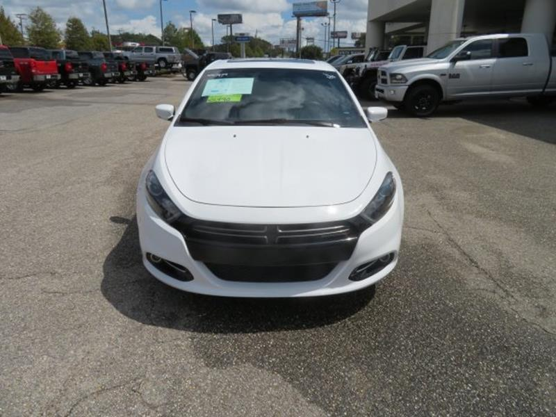 2016 Dodge Dart for sale at Ask for Derek Montalvo at Mullinax Ford in Mobile AL