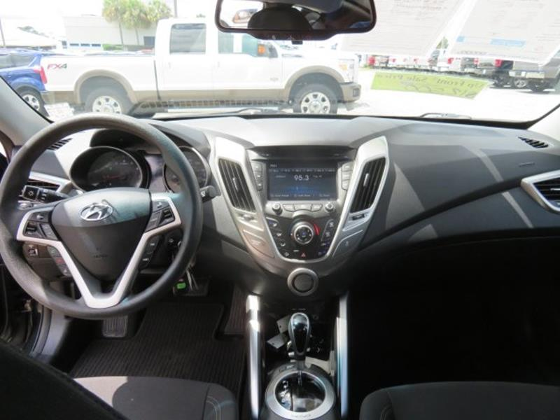 2014 Hyundai Veloster for sale at Ask for Derek Montalvo at Mullinax Ford in Mobile AL