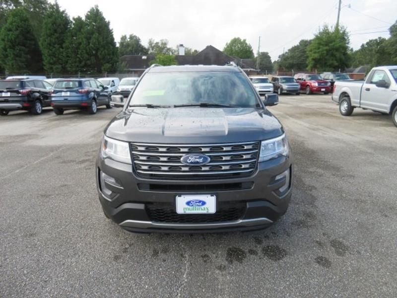 2017 Ford Explorer for sale at Ask for Derek Montalvo at Mullinax Ford in Mobile AL