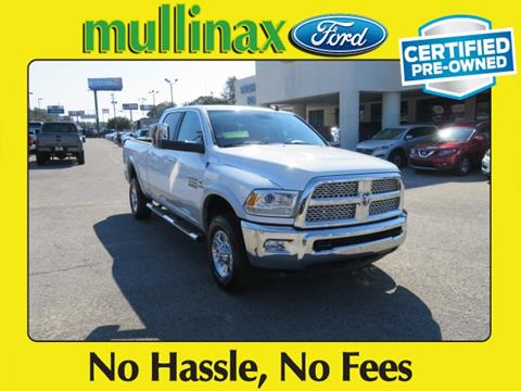 2013 RAM Ram Pickup 2500 for sale at Ask for Derek Montalvo at Mullinax Ford in Mobile AL