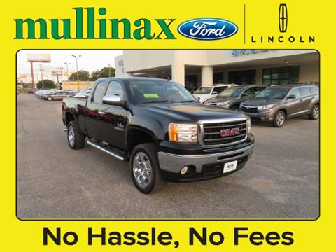 2011 GMC Sierra 1500 for sale at Ask for Derek Montalvo at Mullinax Ford in Mobile AL