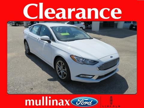 2017 Ford Fusion for sale in Mobile, AL