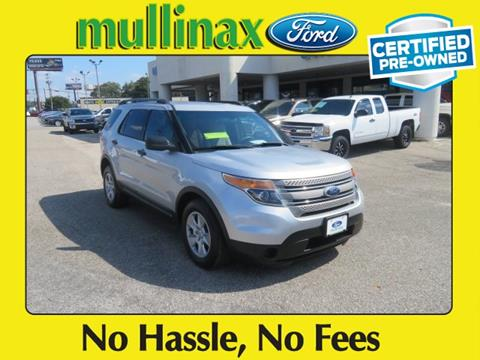 2013 Ford Explorer for sale in Mobile, AL