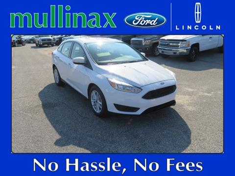 2017 Ford Focus for sale in Mobile, AL