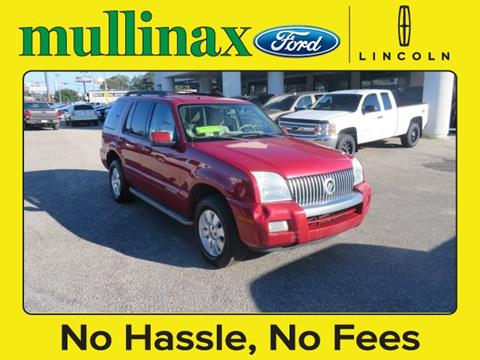 2010 Mercury Mountaineer for sale in Mobile, AL