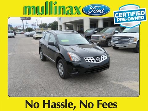 2014 Nissan Rogue Select for sale at Ask for Derek Montalvo at Mullinax Ford in Mobile AL