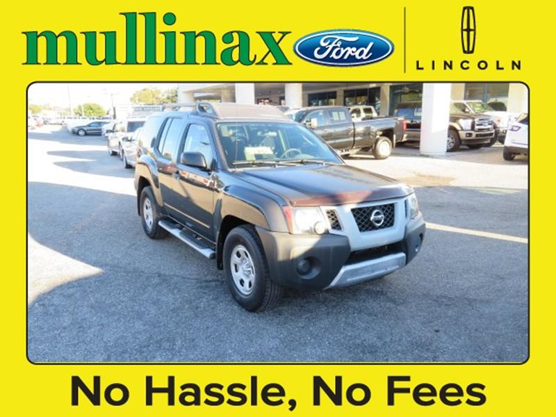 2010 Nissan Xterra for sale at Ask for Derek Montalvo at Mullinax Ford in Mobile AL