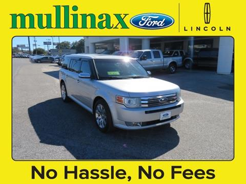 2009 Ford Flex for sale at Ask for Derek Montalvo at Mullinax Ford in Mobile AL