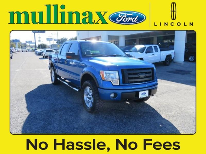2009 Ford F-150 for sale at Ask for Derek Montalvo at Mullinax Ford in Mobile AL