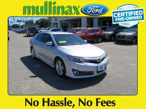 2013 Toyota Camry for sale in Mobile, AL