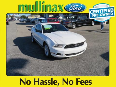2012 Ford Mustang for sale in Mobile, AL