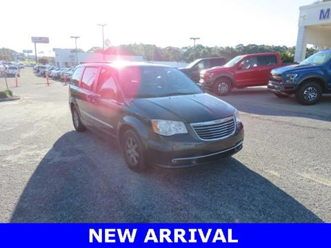 2012 Chrysler Town and Country for sale in Mobile, AL
