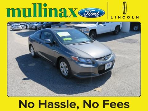 2012 Honda Civic for sale in Mobile, AL