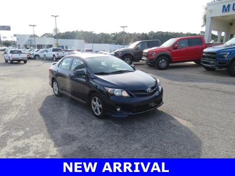 2013 Toyota Corolla for sale in Mobile, AL