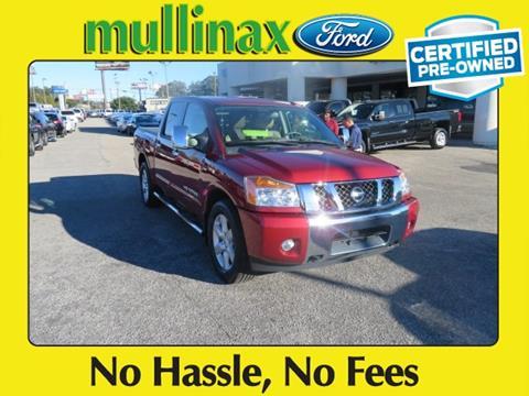 2013 Nissan Titan for sale in Mobile, AL