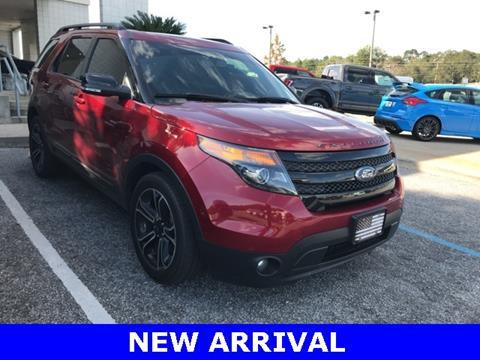 2015 Ford Explorer for sale in Mobile, AL