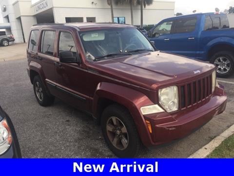 2008 Jeep Liberty for sale in Mobile, AL