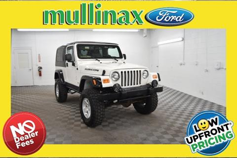 2006 Jeep Wrangler for sale in Mobile, AL
