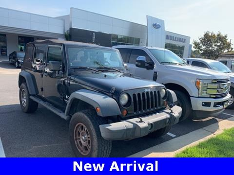 2009 Jeep Wrangler Unlimited for sale in Mobile, AL