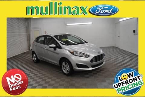 Mullinax Ford Mobile Al >> 2019 Ford Fiesta For Sale In Mobile Al